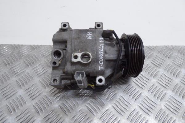 Compressor do Ar Condicionado TOYOTA COROLLA (_E11_) | 95 - 02