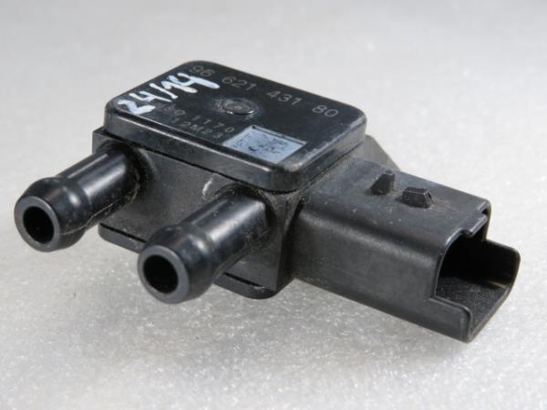 Sensor de Pressao de Gases CITROEN C3 II (SC_) | 09 -