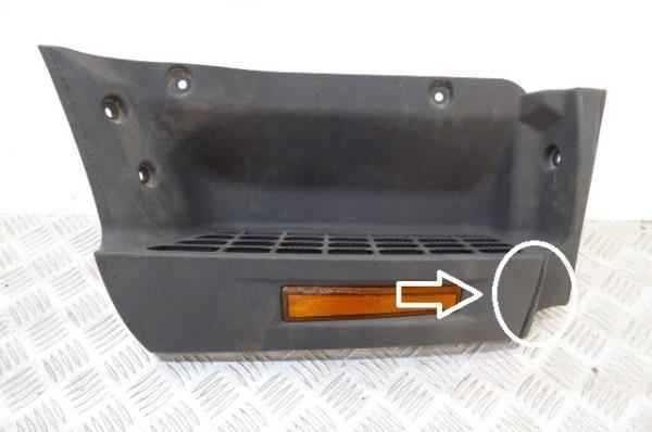 Plasticos MITSUBISHI CANTER Camião de plataforma/chassis (FB_, FE_, FG_) | 01 -