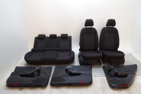Conjunto de bancos / Sem Airbags VOLKSWAGEN T-ROC (A11) | 17 -
