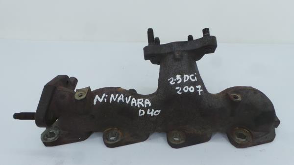 Colector de Escape NISSAN NP300 NAVARA (D40) | 04 -