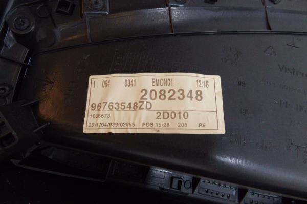 Conjunto de bancos / Sem Airbags PEUGEOT 208 I (CA_, CC_) | 12 -