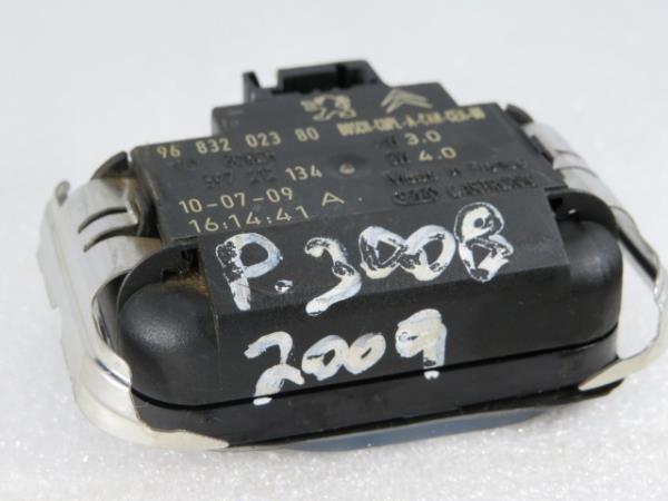 Sensor de Luz/Chuva PEUGEOT 3008 Veículo multiuso (0U_)   09 - 17