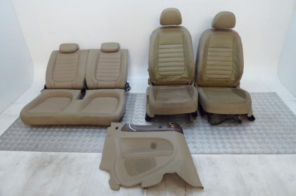 Conjunto de bancos / Sem Airbags VOLKSWAGEN BEETLE Cabriolet (5C7, 5C8) | 11 - 19