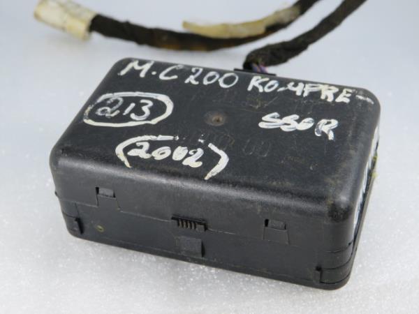 Sensor de Luz/Chuva MERCEDES-BENZ C-CLASS (W203)   00 - 07