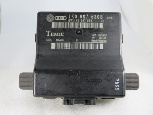 Modulo / Rele AUDI A3 (8P1) | 03 - 13
