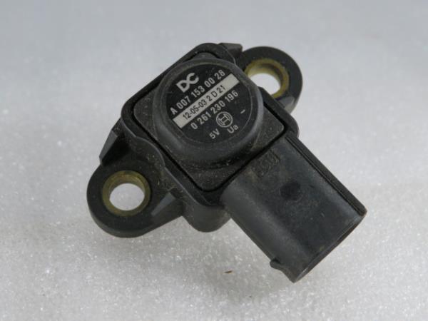 Sensor de Pressao de Gases MERCEDES-BENZ C-CLASS (W204) | 07 - 15