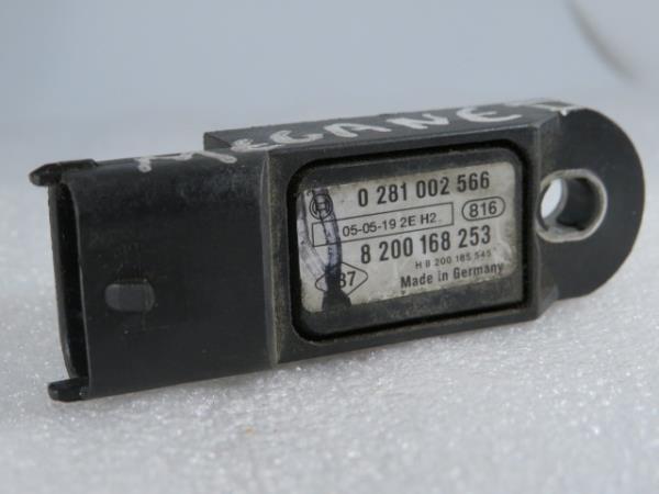 Sensor de Pressao de Gases RENAULT MEGANE II (BM0/1_, CM0/1_) | 01 - 12