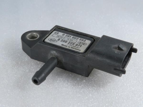 Sensor de Pressao de Gases OPEL VIVARO A Caixa (X83) | 01 -