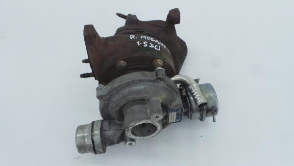 Turbo RENAULT MEGANE III Combi Van (KZ0/1) | 09 - 15