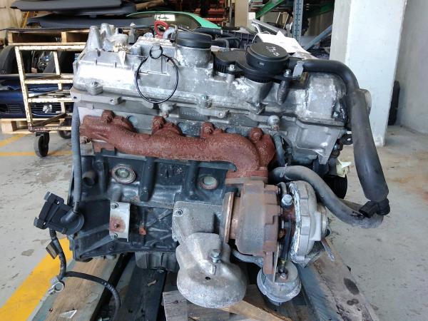 Motor MERCEDES-BENZ C-CLASS (W203) | 00 - 07