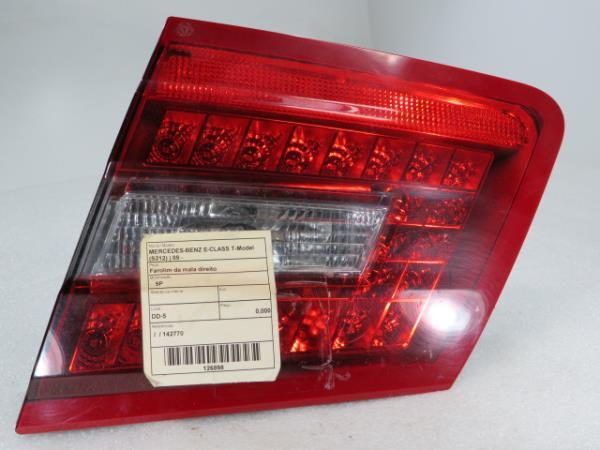 Farolim da mala direito MERCEDES-BENZ E-CLASS T-Model (S212) | 09 - 16