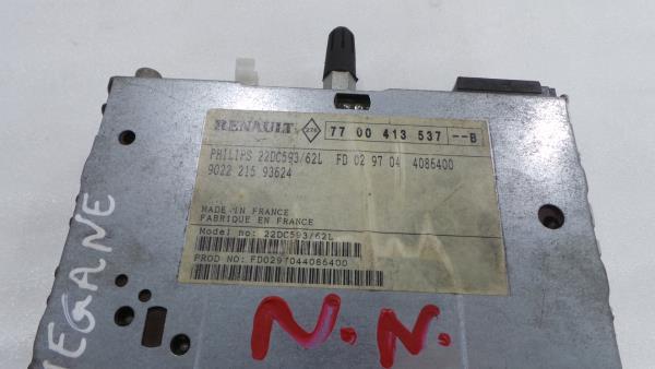 Auto-rádio RENAULT MEGANE I (BA0/1_) | 95 - 04