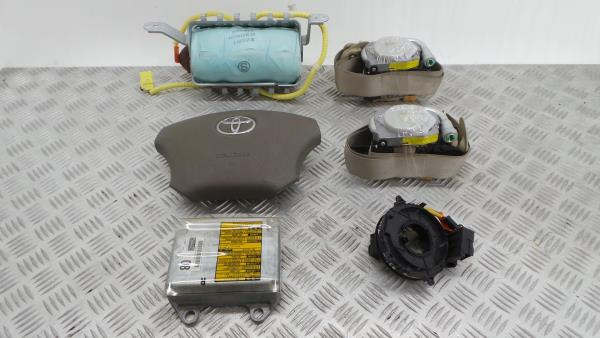 Conjunto / Kit de Airbags TOYOTA LAND CRUISER PRADO (_J12_) | 02 - 10
