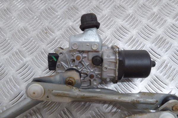 Motor Limpa Vidros Frente RENAULT CAPTUR I (J5_, H5_)   13 -