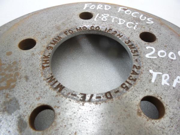 Disco Travão FORD FOCUS II (DA_, HCP, DP)   04 - 13