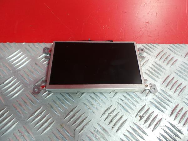Display do Radio AUDI A4 (8K2, B8) | 07 - 15