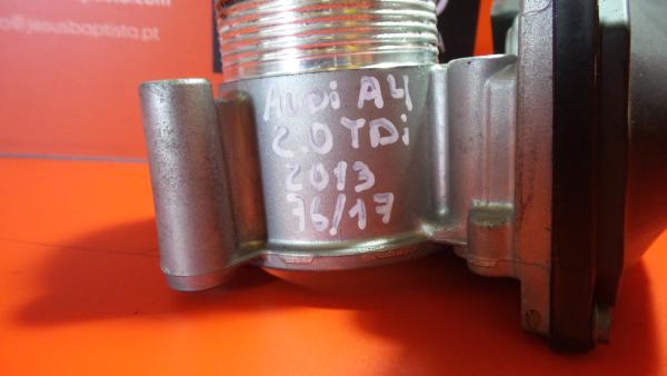 Borboleta da Admissão AUDI A4 (8K2, B8) | 07 - 15