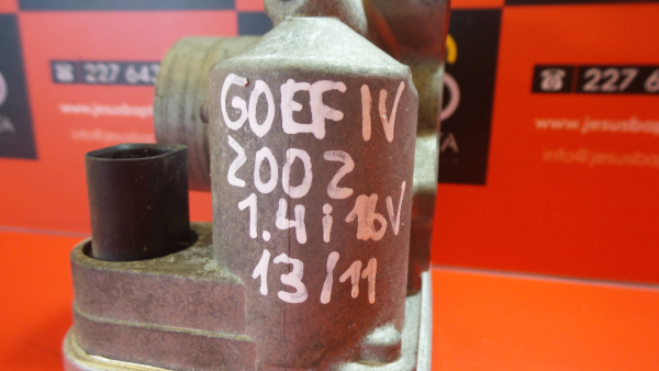 Borboleta da Admissão VOLKSWAGEN GOLF IV (1J1) | 97 - 07