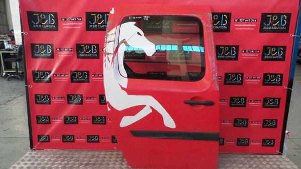 Porta Lateral Direita RENAULT KANGOO Express (FW0/1_) | 08 -