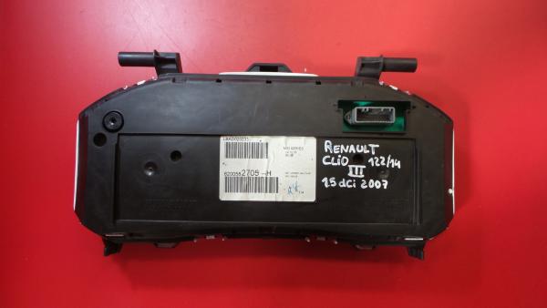 Quadrante RENAULT CLIO III (BR0/1, CR0/1)   05 -