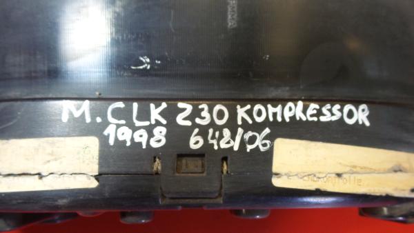 Quadrante MERCEDES-BENZ CLK (C208) | 97 - 03
