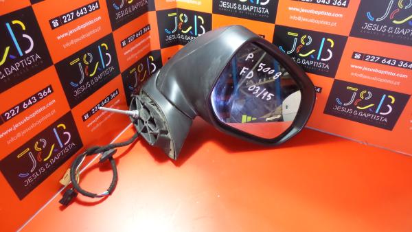 Espelho Retrovisor Direito Electrico PEUGEOT 5008 (0U_, 0E_) | 09 - 17