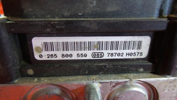 Modulo do ABS RENAULT CLIO III (BR0/1, CR0/1) | 05 -