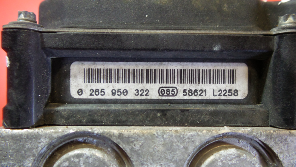 Modulo do ABS MERCEDES-BENZ A-CLASS (W169)   04 - 12