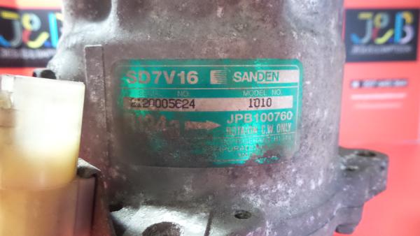 Compressor do Ar Condicionado ROVER 200 Hatchback (RF)   95 - 00