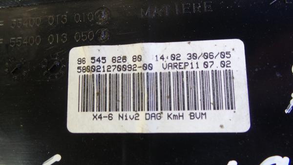Quadrante CITROEN C5 I (DC_)   01 - 05