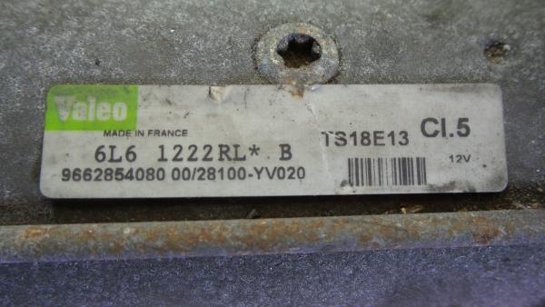 Motor de Arranque CITROEN C5 II (RC_)   04 -