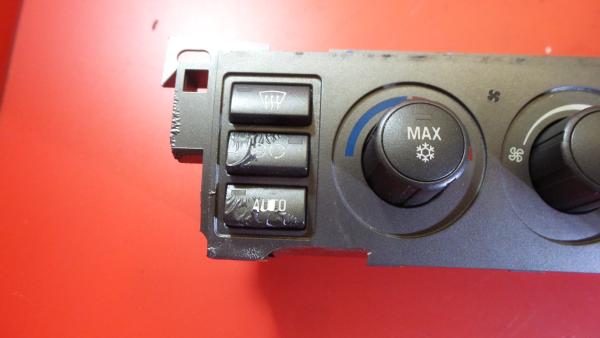 Comando Sofagem / Climatronic BMW 7 (E65, E66, E67) | 01 - 09