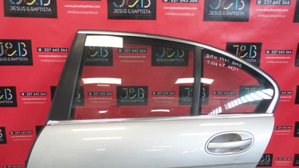 Porta Tras Esquerda BMW 7 (E65, E66, E67) | 01 - 09
