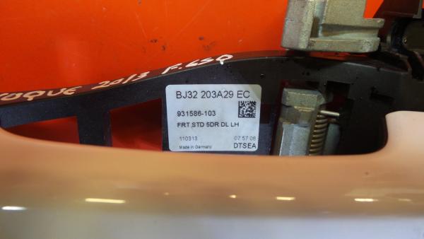 Punho porta Frt Esq LAND ROVER RANGE ROVER EVOQUE (L538)   11 -