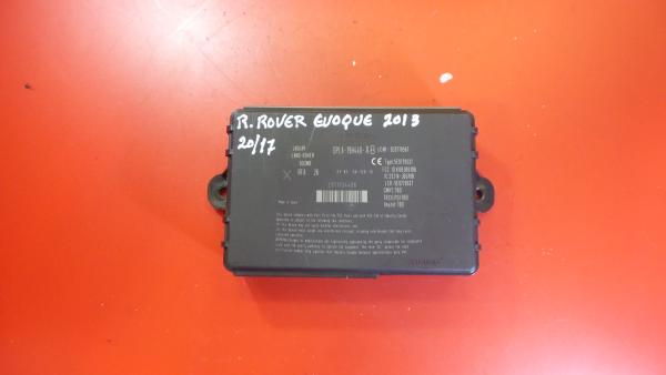 Modulo / Rele LAND ROVER RANGE ROVER EVOQUE (L538) | 11 -
