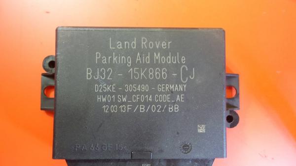 Modulo / Rele LAND ROVER RANGE ROVER EVOQUE (L538)   11 -