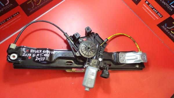 Elevador Trás Esquerdo Electrico LAND ROVER RANGE ROVER EVOQUE (L538) | 11 -