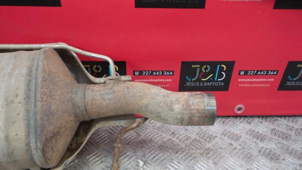 Catalisador LAND ROVER RANGE ROVER EVOQUE (L538)   11 -