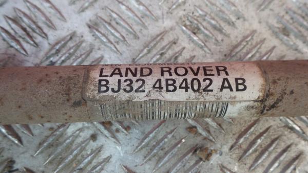 Transmissão Trs Drt LAND ROVER RANGE ROVER EVOQUE (L538)   11 -