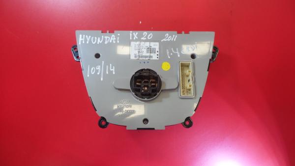 Comando Sofagem / Climatronic HYUNDAI ix20 (JC) | 10 -
