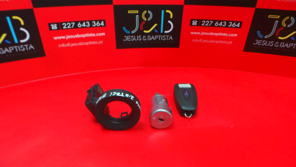Canhão Ignição FORD TRANSIT CUSTOM V362 Caixa (FY, FZ) | 12 -