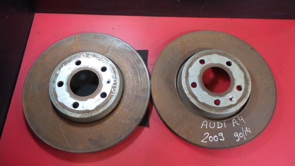 Disco Travão AUDI A4 (8K2, B8) | 07 - 15