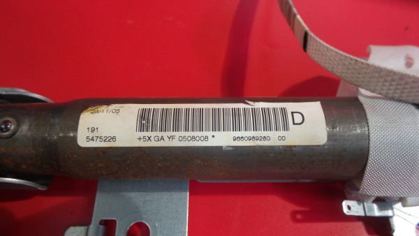 Airbag Cortina Direito PEUGEOT 407 (6D_) | 04 - 11