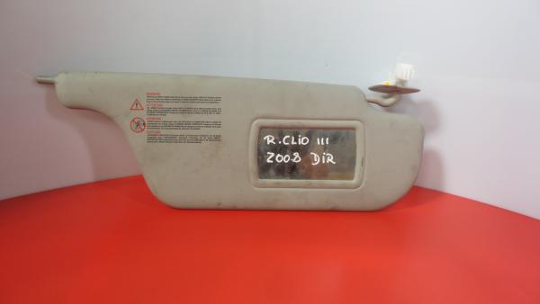 Pala de Sol Dir RENAULT CLIO III (BR0/1, CR0/1) | 05 -