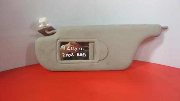 Pala de Sol Esq RENAULT CLIO III (BR0/1, CR0/1) | 05 -