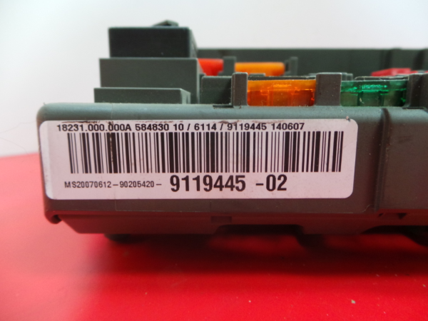 Caixa Fusiveis | SAM | Module BMW 3 Coupé (E92) | 05 - 13