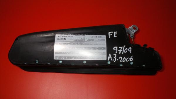 Airbag Banco Frente Esquerdo AUDI A3 (8P1) | 03 - 13