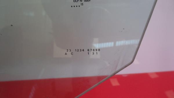 Vidro Frt Esq MERCEDES-BENZ E-CLASS (W212)   09 - 16