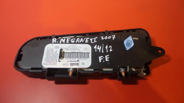 Airbag Banco Frente Esquerdo RENAULT MEGANE II (BM0/1_, CM0/1_)   01 - 12